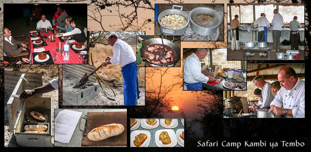 Safari Camp Kambi ya Tembo