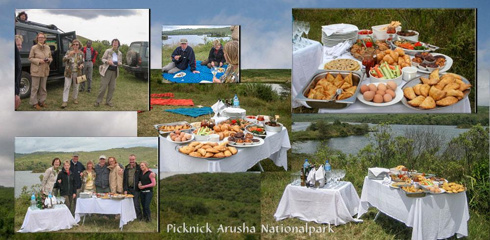 Picknick_Arusha_Nationalpark 15.08.2008
